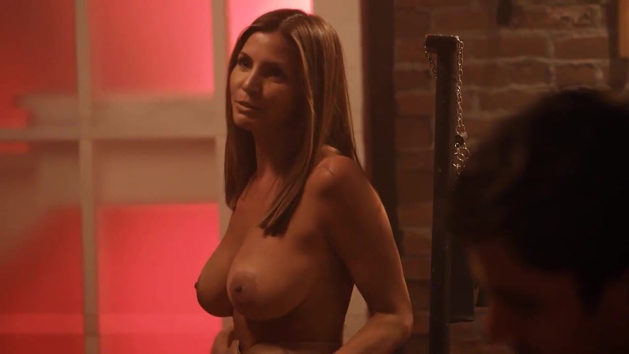 naked Charisma carpenter