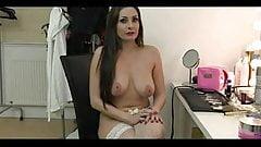 Sophia Delane topless talk