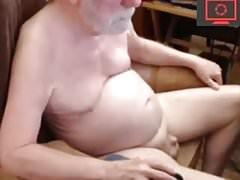 grandpa cock play