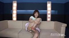 Kanade Mizuki :: Hard Work For Both Dance And AV 1 - CARIBBE
