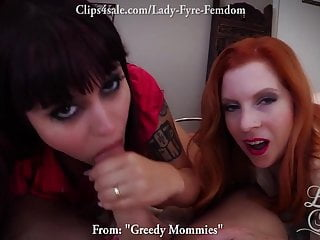 Stepmoms Skills! POV By Lady Fyre