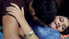 Telugu aunty sashi hot navel show