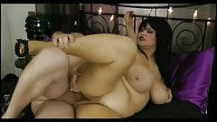 Chubby mature plumper