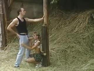 Op de boerderij
