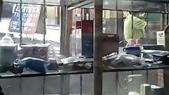 Madura Colombiana Masturbandose