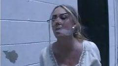 Elizabeth Starr Vs Minka - Busted.
