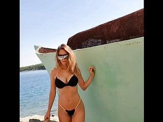 Hot Croatian Singer Lidija Bacic