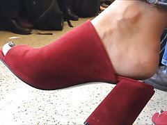 Shoe Fetish - Red Shoe Diaries