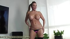 I will tease your hard cock until you cum JOI