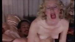 Blonde Plays with Smokey's Jizz