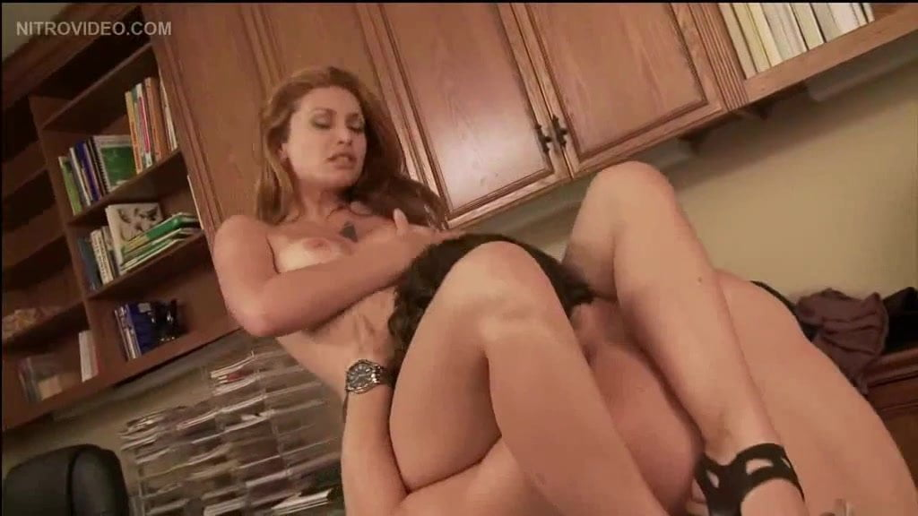 Heather vandeven sexe lesbien