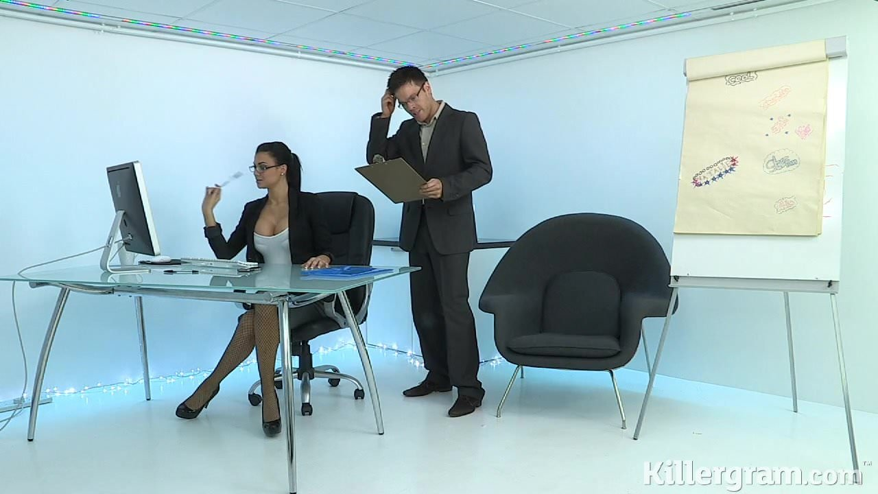 Free download & watch hot sexy milf plays the office slut addicted to cock         porn movies