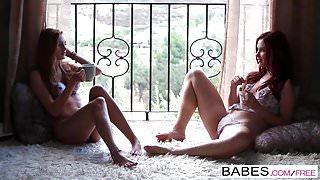 Babes - AFTERNOON TEA Kennedy Nash Melody Jordan