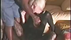 Mature Wife Fucks Hung Black Man