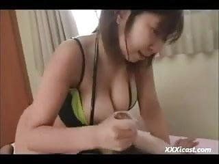 Cute Asian Ass Rimming And Blowjob