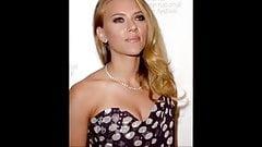 Scarlett Johansson - Jerk off challenge