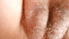 fucking hairy pussy and cumming