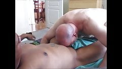 Another FINE Man Feeds Me His Seed.  OD Video 164.