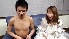 Hirai seems horny and nasty