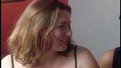 bbw lesbian anal play