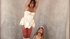Our naughty maids needs to be punished