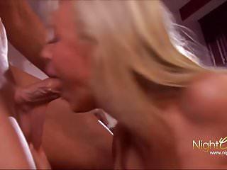 Blondine von ihrem EX-Mann brutal gebumst