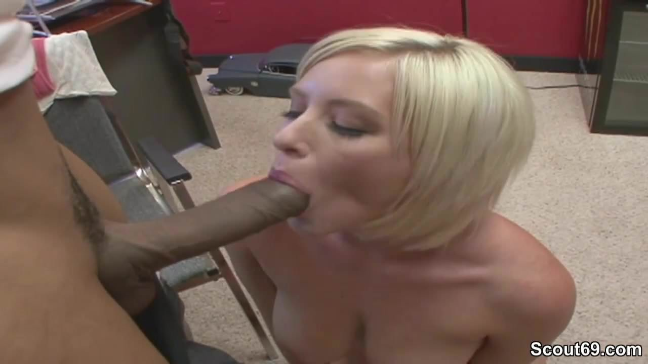Mom Get First Time Casting Fuck With Huge Black Cock-9692