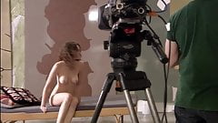 Nude drawing documentary clip
