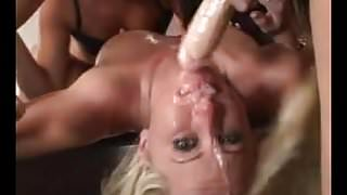 Jessica Darlin - The Violation of Jessica Darlin (7 girl gan