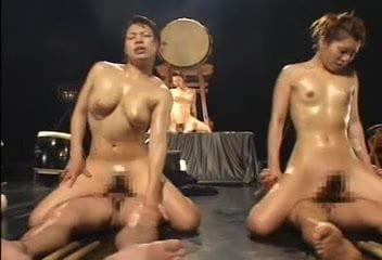 Drummer japanese naked