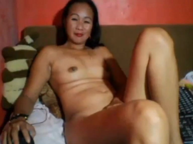 Asian professional on couch
