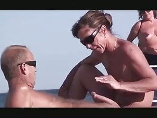 Nude Beach Hot Couples Hot Public Playing