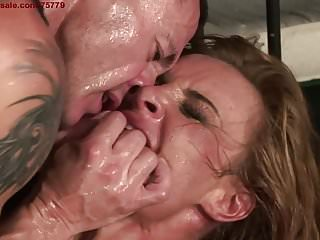 Bonny gets what she deserves,all holes fucked hard.