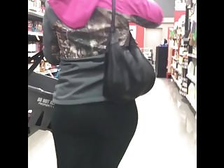 Perfect PAWG (Two Different Times!)