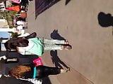 Mexican in black see thru leggings 2