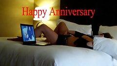 Anniversary Hotwife Surprise BBC Wedding Ring Cuck