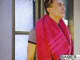 Babes - Elegant Anal - Running Late  starring  Vinna Reed an
