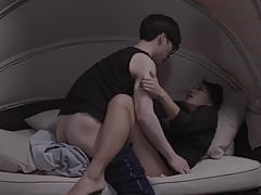 Milf and young Boy - Two Mothers 2017 Sex Scene