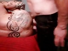 tattoo ass is fucked