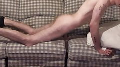 sex toy couch humping