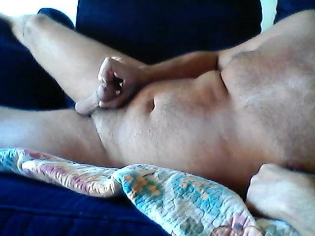 displaying my tiny penis, my bushy mature physique and jerk