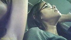 Candid Voyeur Of Latino Woman's Armpit On Bus 4
