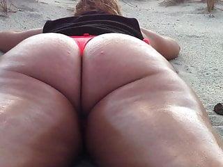 PAWG Whooty Brazilian mesmerizing Tan Oiled Ass