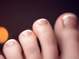 Just Painting My Toe-Nails.