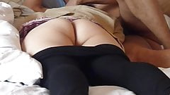 Homemade Anal : Young Babe is deeply ass-fucked