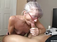 Moms Love For Young Cocks Makes His Day's Thumb