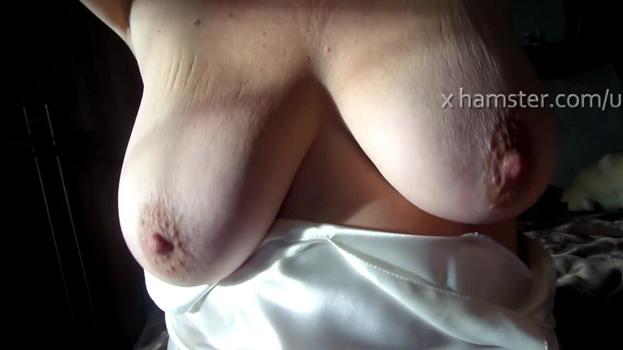 Clothed female handjob cumshots