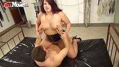FUN MOVIES Banging the Chubby Redhead