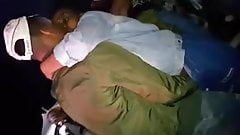 Kenyan girl getting fingured in a party
