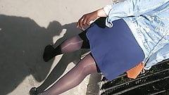 French ebony booty
